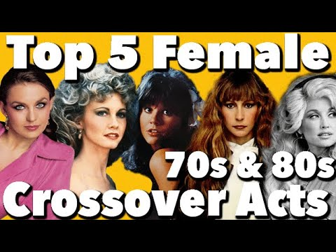 Download Top 5 Female Country-Rock Crossover Acts of the 70s & 80s
