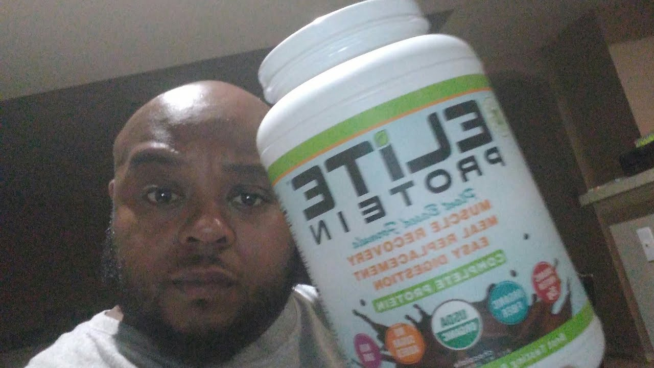Green Regimen Elite Protein: Plant Based Meal Replacement