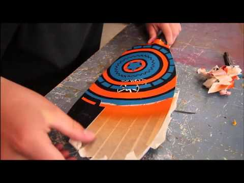 How To Make A Custom Paddle Design