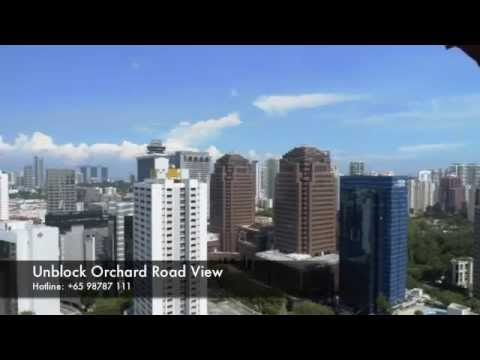 Scotts Square - Singapore Luxury Condo in Orchard Road