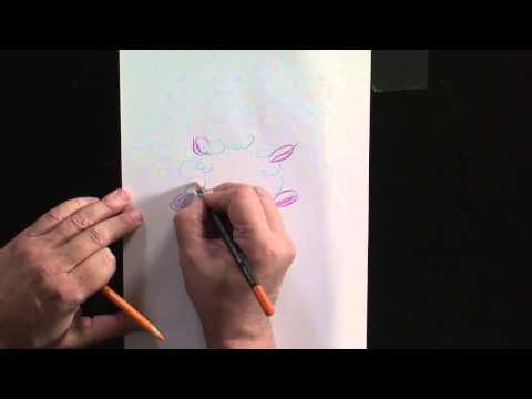 How To Draw Hawaiian Flowers