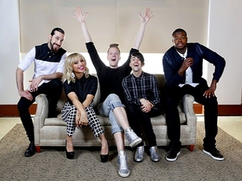 Pentatonix Take Ownership of Their Sound