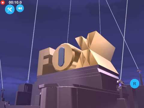 [Blocksworld HD] Fox Broadcasting Company Logo 2015