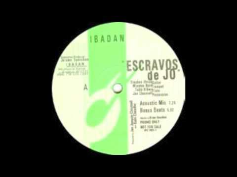 Kerri Chandler & Joe Claussell - Escravos De Jo (Acoustic Mix)