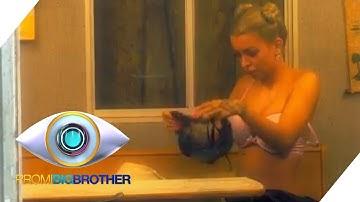 Katja Krasavice sorgt für warme Gedanken | Tag 2 | Promi Big Brother | SAT.1
