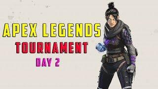 Apex Legends Tournament Live Stream Day 2 • Apex Legends Gameplay
