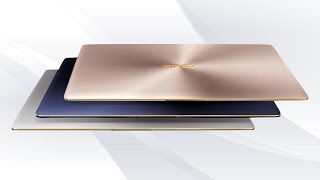 видео обзор ноутбука ASUS ZenBook 3 UX390UA-GS068T