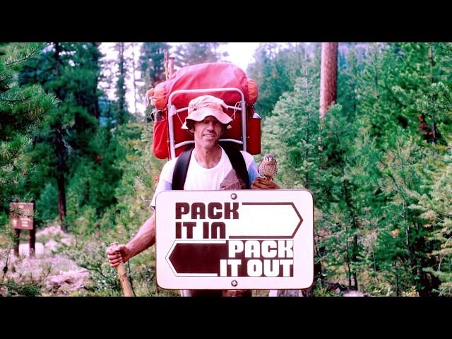 White Cap Wilderness Fire Study - 45th Anniversary Video  - Buy American