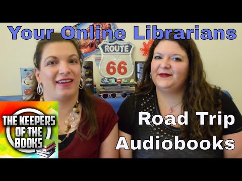 Road Trip Audiobooks for the Entire Family   The Keepers of the Books