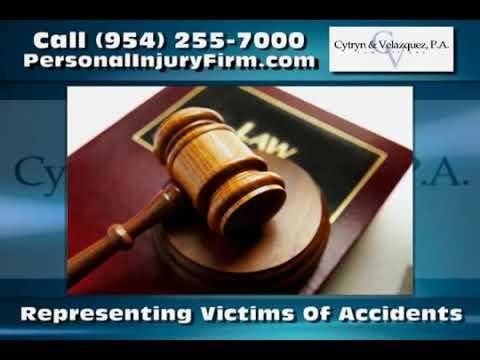 Lawyer in Coral Springs FL -- Cytryn and Velazquez