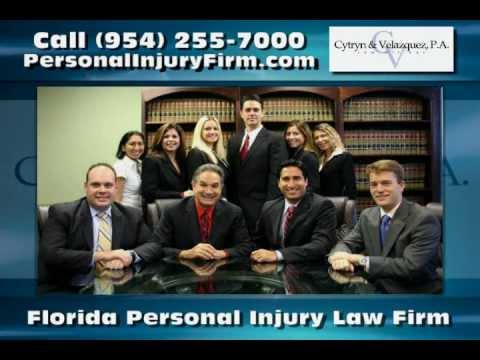 Lawyer in Coral Springs FL -- Cytryn and Velazquez