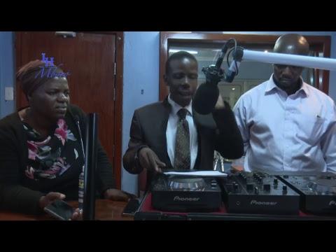 Prophet Mboro live on Kasie Fm 97.1 jw1