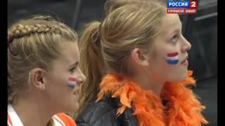 Россия - Италия. ЧЕ. 1/4 финала. Женщины