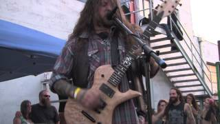 Raw Footage: Yob at Hoverfest (Part III - Kosmos - Unmasking the Spectre)