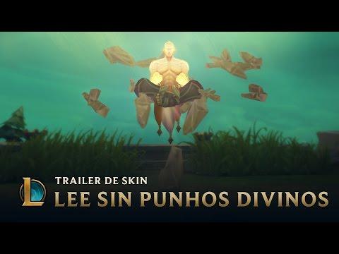 o-poder-do-punho-divino-|-trailer-de-skin-2017---lee-sin-punhos-divinos---league-of-legends