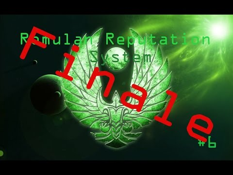 Star Trek Online: Romulan Reputation System: Part 6: Secrets of the Ancients: Finale