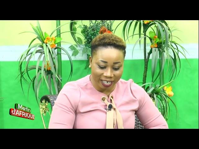 Matin d Afrique Adrienne 2018 10 30 1