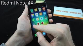 Xiaomi Redmi Note 4X, розпакування та короткий порівняння з Redmi Note 4