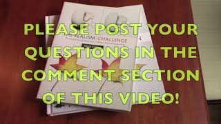 I Need Your Questions! (for my next Q&A video)