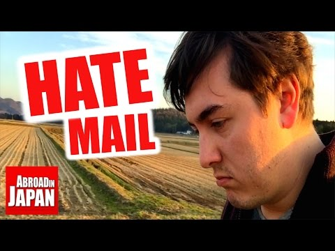 British Guy Reads Hate Mail