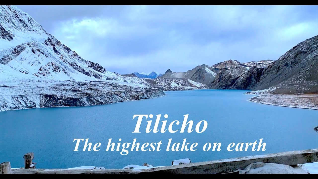 Download Tilicho - the highest lake on Earth | The Annapurna Circuit Trek in Nepal