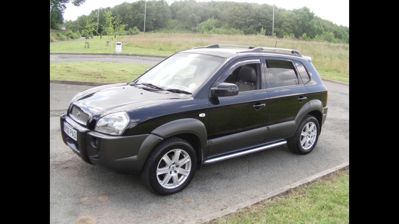 2006 hyundai tucson crdi cdx 4x4 now sold youtube. Black Bedroom Furniture Sets. Home Design Ideas