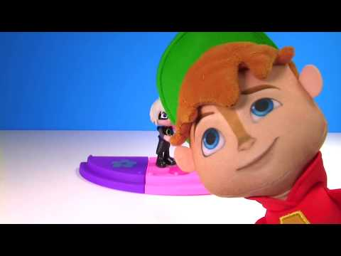 Power Puff Girls PJ Masks & Alvin and the Chipmunks Blind Box Show