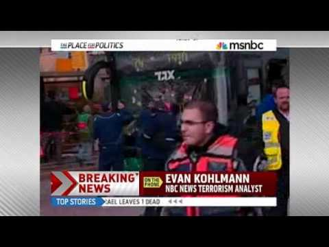Blast at Jerusalem bus stop kills 1wounds 38 World news - Mideast N. Africa Israel-Palestinians