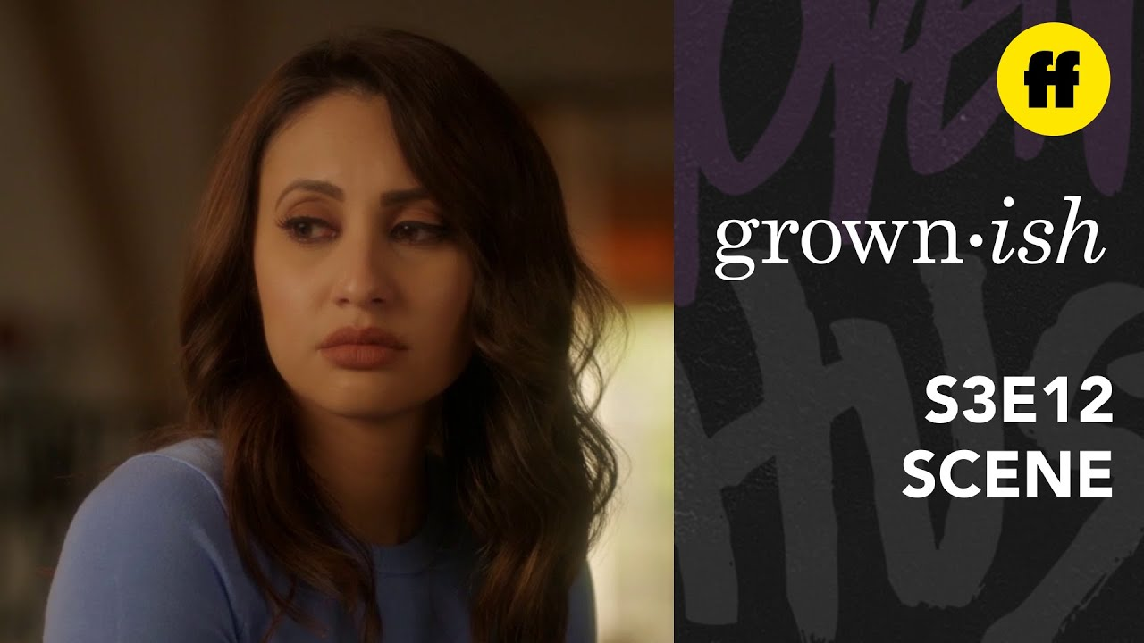 Download grown-ish Season 3, Episode 12   Ana Confesses to Having Sex with Javi   Freeform