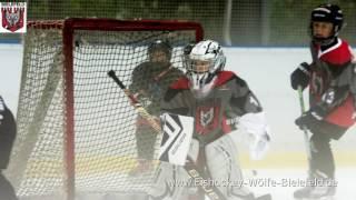 Eishockey Bielefeld Kinder, junge Wölfe