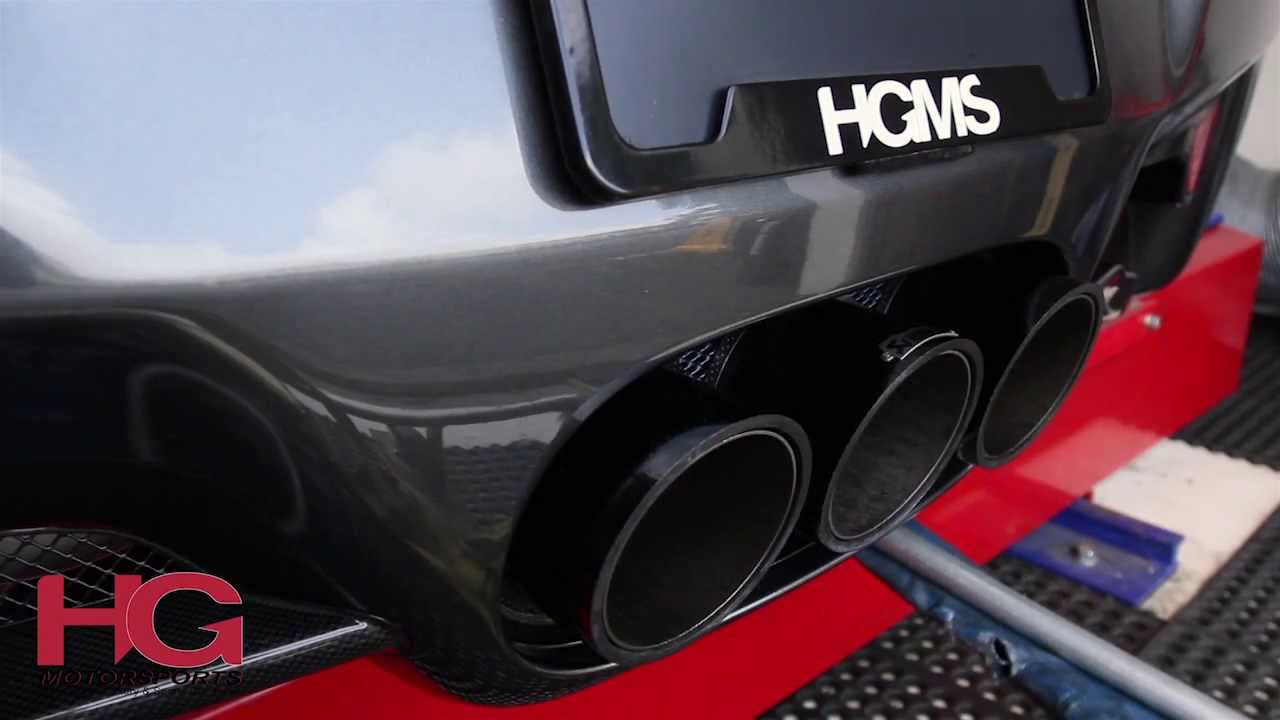 Akrapovic Exhaust Ferrari 458 Italia Spider Sound Clips