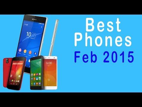 Best smartphones to buy in India - February 2015