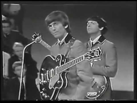 The Beatles with Jimmi Nicol - Roll Over Bethoveen (live)