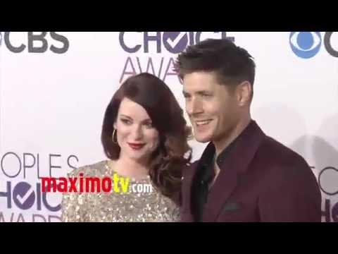Jensen Ackles and Daneel Harris - 2013 People Choice Awards