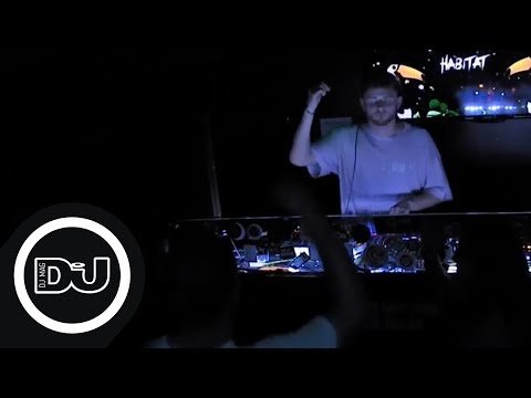 Latmun Live From DJ Mag At Work