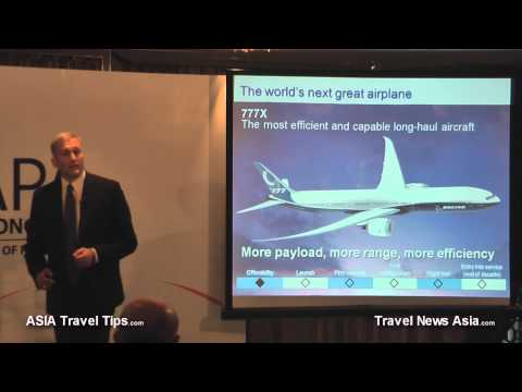Boeing Commercial Airplanes Press Conference on 15 November 2013 - HD