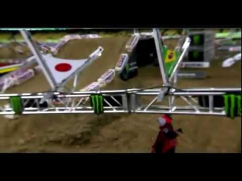 2012 Ama Supercross 450 Main Rd 3 Los Angeles- Dodger stadium