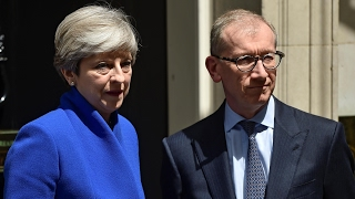 'Now let's get to work': Theresa May's Downing Street speech in full