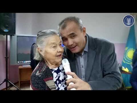 """Дом для престарелых ЦСО """"ШАРАПАТ"""", SOS Детская деревня, Астана, 2019 год"""