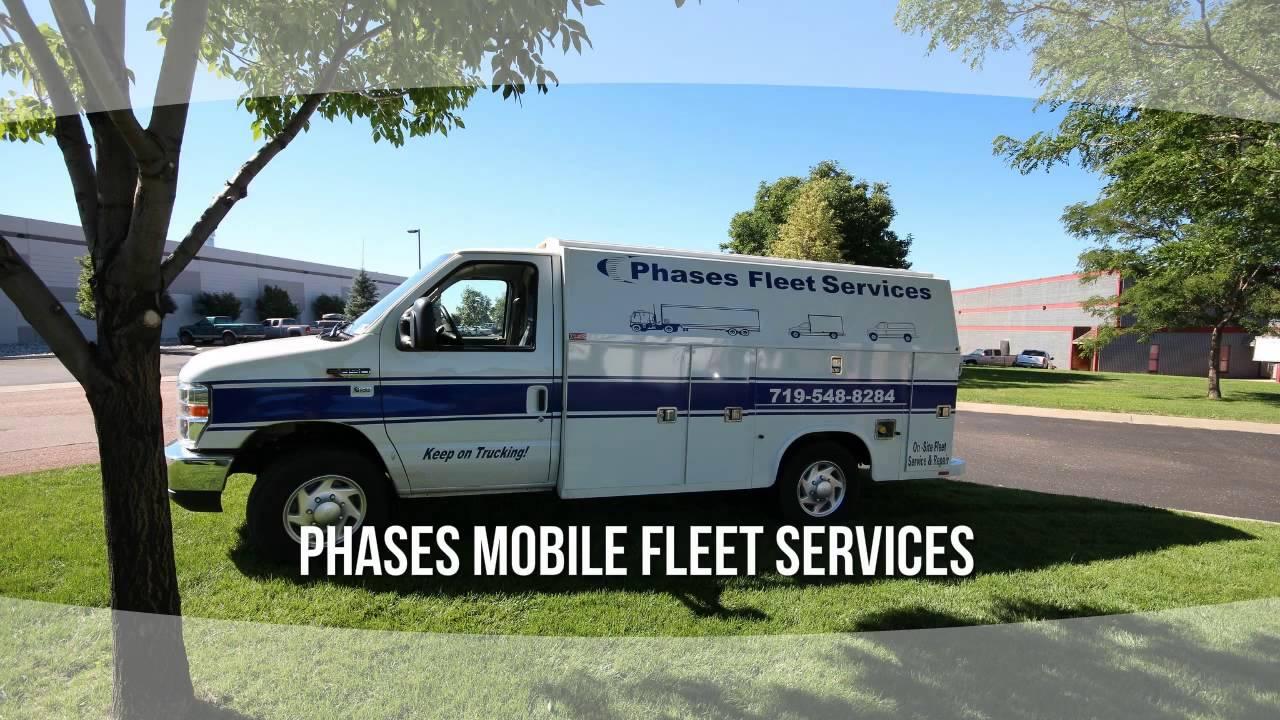 Colorado Springs Auto Repair Phases Truck And Auto Repair