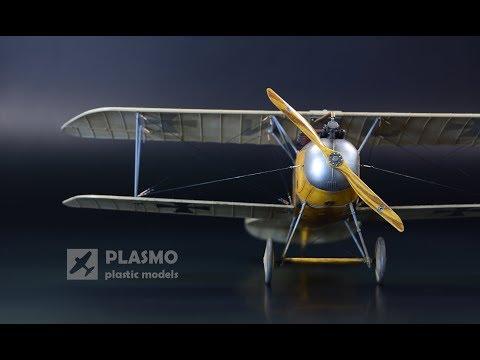 Albatros D.III Oeffag - Josef Novak - Eduard 1:48 - ww1 aircraft model