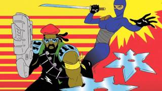 Bunji Garlin - Differentology (Major Lazer Remix)