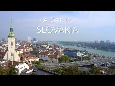 A DAY IN BRATISLAVA, SLOVAKIA // OCTOBER 2018