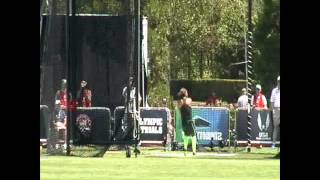 Womens Hammer Olympic Trials 2012