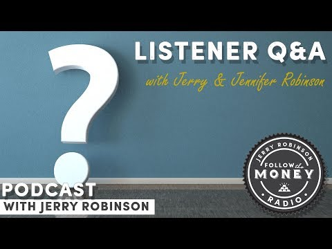 Listener Q&A with Jerry Robinson - Best Books for Traders, Top China Stocks, etc