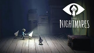 LITTLE NIGHTMARES - DLC: O ESCONDERIJO! (PC Gameplay The Hideaway)