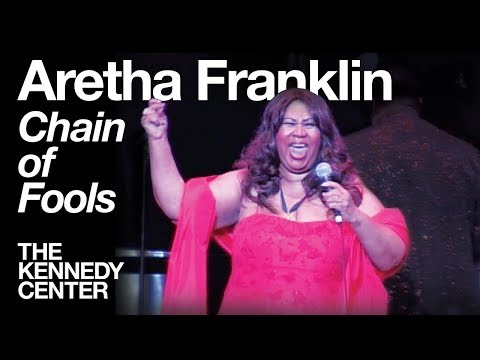 "Aretha Franklin - ""Chain of Fools"""