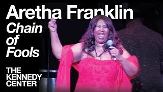 """Aretha Franklin - """"Chain of Fools"""" 