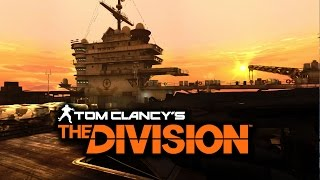 The Division News: Aircraft Carrier Base & Central Park! Release Date? (Division Coop Gameplay)
