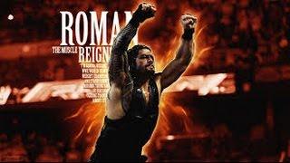 ROMAN REIGNS theme song videos titantron